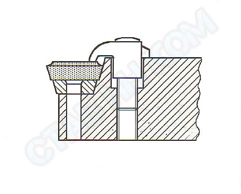 Резцы со сменными пластинами с Г-образным прихватом