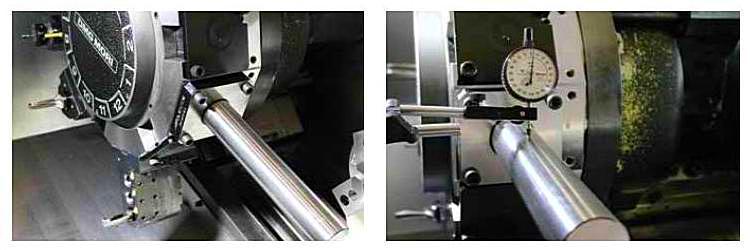 измерение контрольными оправками ВТМ
