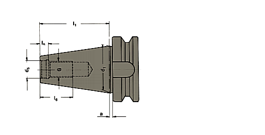 конус BT МАS 403